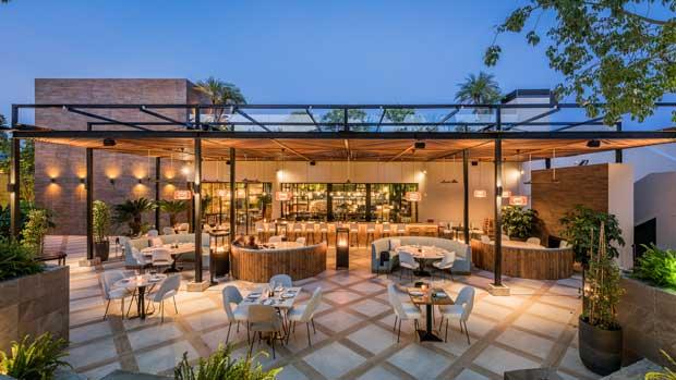Profesionalhoreca, Breathe Marbella, terraza
