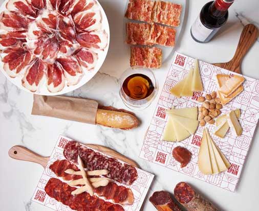 Profesionalhoreca, Little Spain, Jamón, ibéricos y queso