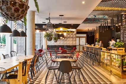 Profesionalhoreca, bar hotel Ibis