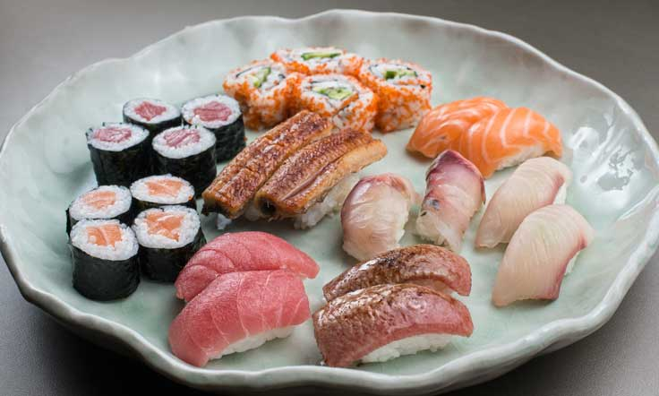 Profesionalhoreca. Nueva pescanova, sushi