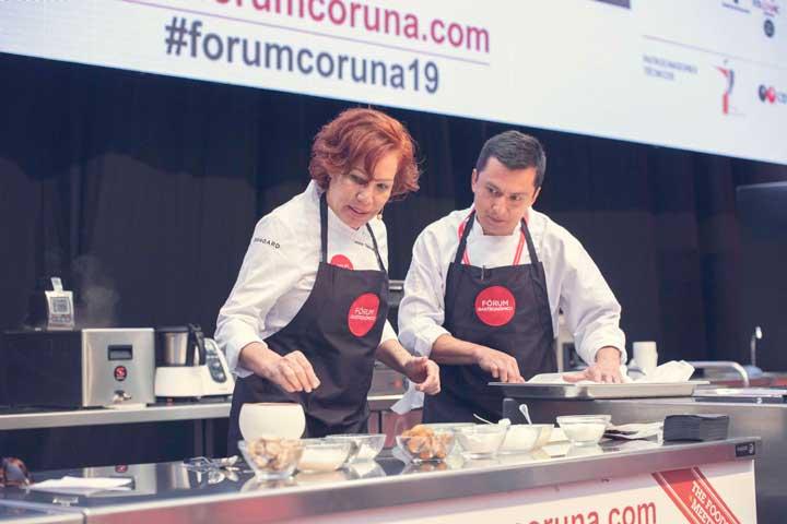Profesionalhoreca, Leo Espinosa, Forum Coruña