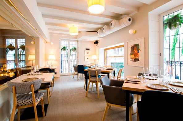 Profesionalhoreca. Café Madrid, restaurante