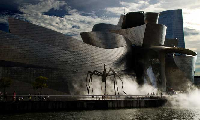 Profesionalhoreca, museo Guggenheim, Bilbao