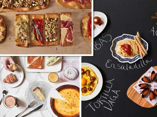 Profesionalhoreca, cocas, productos de pastelería y tapas, Mercado Little Spain