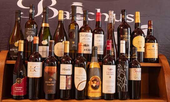 Profesionalhoreca, vinos, Gran Bacchus de Oro