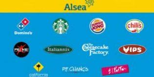 Nace Alsea Europa con un portfolio de 10 enseñas de restauración y más de 1.300 establecimientos