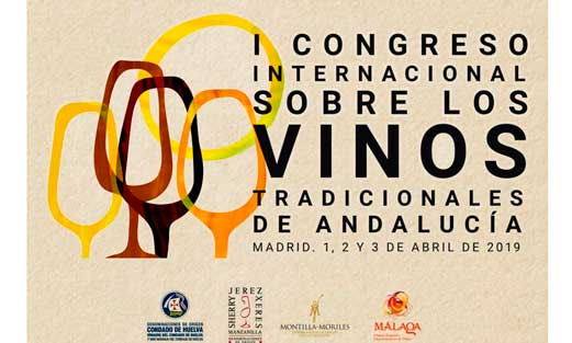 Profesionalhoreca, I Congreso Internacional sobre los Vinos Tradicionales de Andalucía