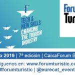 El VII Forum TurisTIC de Barcelona mostrará los ejes de la transformación digital