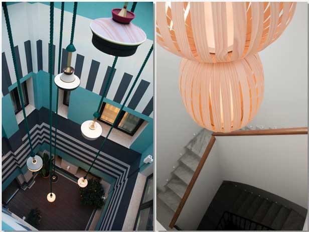 Profesionalhoreca, hotel Casa Marques, lámparas