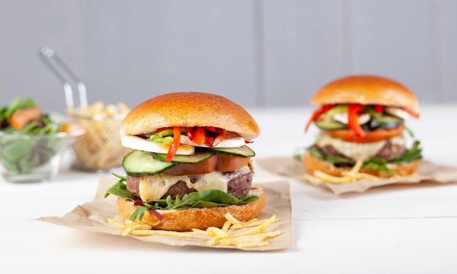 Profesionalhoreca,  panes Burger Brioche de Panamar, pan de hamburguesa