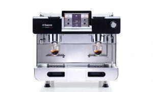 Dually, la máquina de café de cápsulas de diseño italiano
