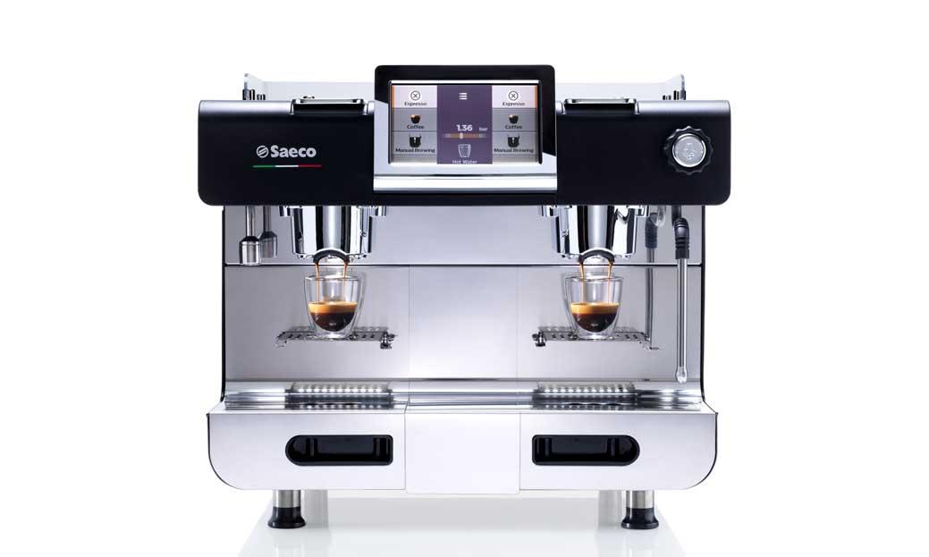 Profesionalhoreca, Dually, máquina de café, cápsulas, Saeco