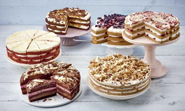 Profesionalhoreca, Casual Cakes de Erlenbacher