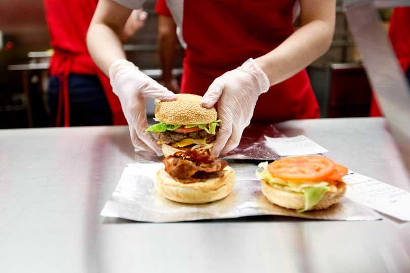 Profesionalhoreca, hamburguesa, Five Guys