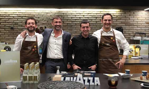 Profesionalhoreca. presentación café Lavazza ¡Tierra!
