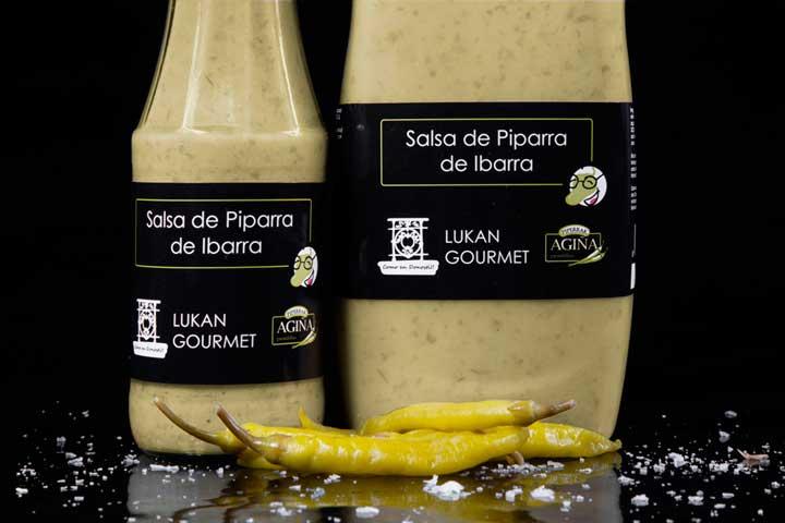 Profesionalhoreca, Likan Gourmet, salsa de piparra