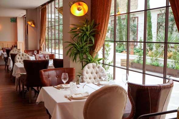 Profesionalhoreca, restaurante Mala Femmena, interiorismo