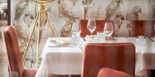 El look sofisticado y chic del restaurante Mala Femmena