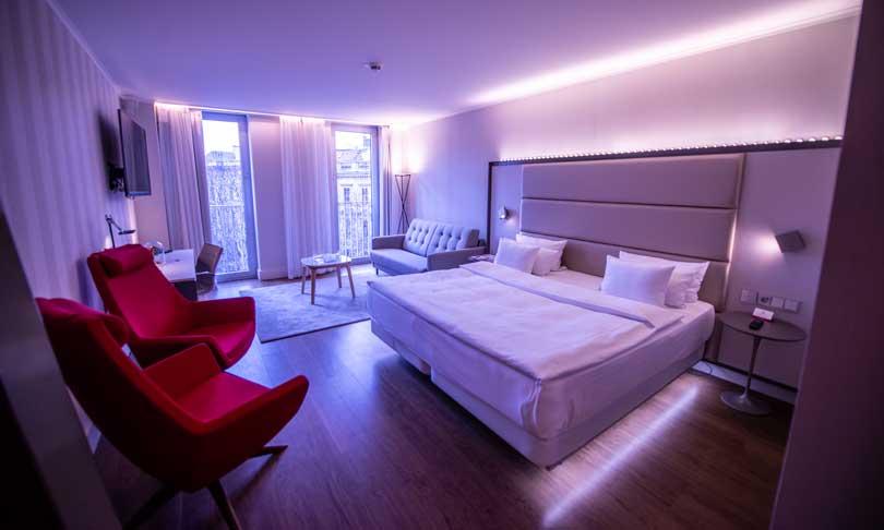 Profesionalhoreca. Mood Room. NH Hotels