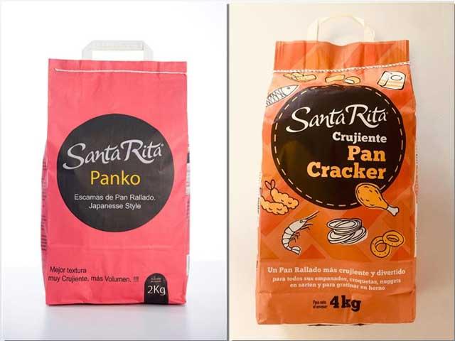 Profesionalhoreca, Santa Rita, Panko, pan rallado cracker