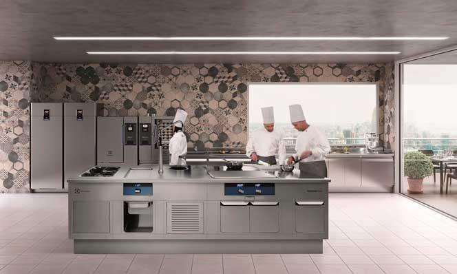 Profesionalhoreca, gama SkyLine de hornos y abatidores de Electrolux Professional