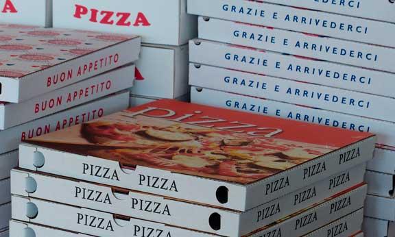 Profesionalhoreca, delivery, cajas pizza