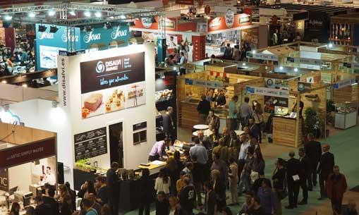 Profesionalhoreca. Forum Gastronomic Barcelona