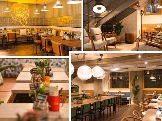 Profesionalhoreca. restaurante Oassis, Barcelona
