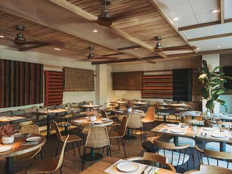 Profesionalhoreca, restaurante Saona Las Tablas