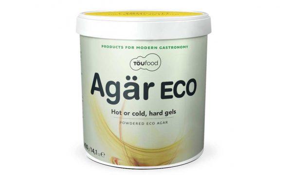 Töufood Agar Eco: el ingrediente perfecto para recetas ecológicas gelificadas