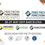 "Free From Functional Food, la feria de los productos ""sin"", regresa a Barcelona"