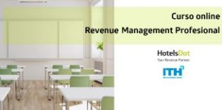 Aprende a implantar el Revenue Management en tu establecimiento hotelero: curso on-line