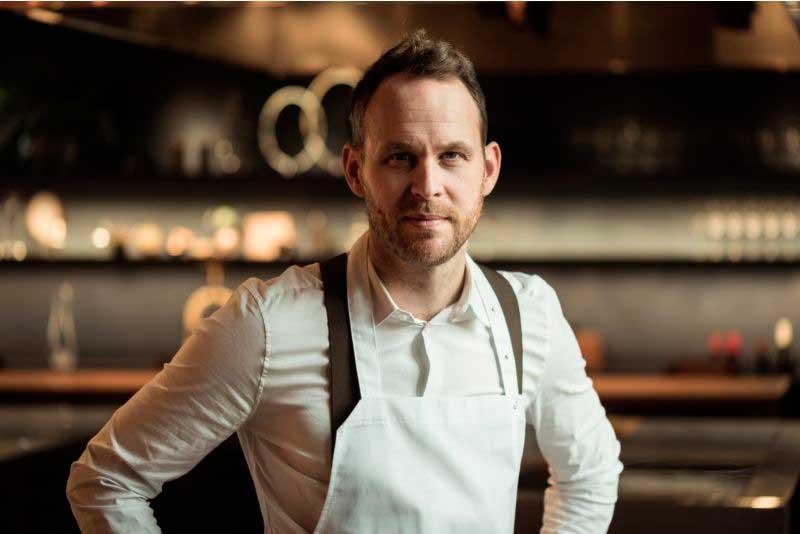 Profesionalhoreca, Björn Frantzén, chef de Frantzén (Suecia)