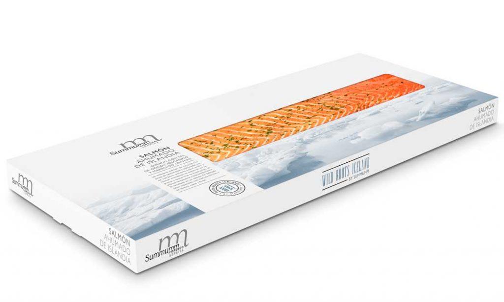 Profesionalhoreca, salmón ahumado premium Summumm, de Copesco & Sefrisa