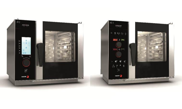 Profesionalhoreca, Optima, hornos compactos de Fagor Industrial