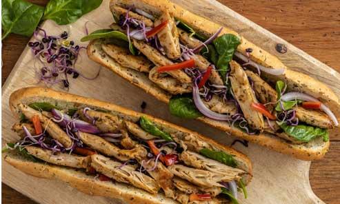 Carne vegetal Heura: la revolución verde llega a la hostelería