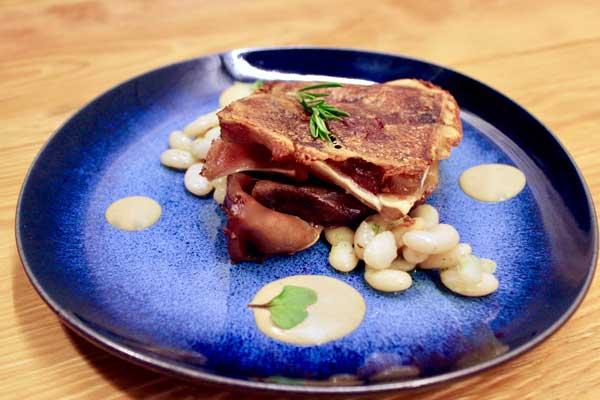 Profesionalhoreca, Foodvac, terrina de oreja de cerdo