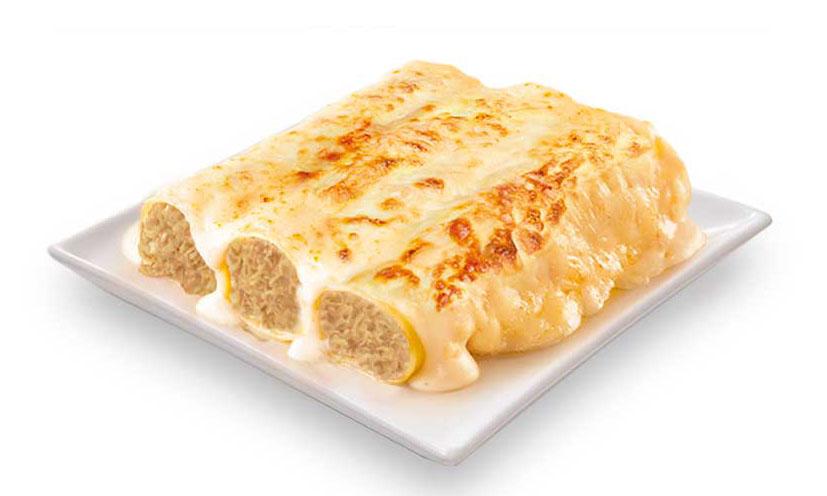 Profesionalhoreca, Canelones de pavo y pollo sin lactosa, Maheso