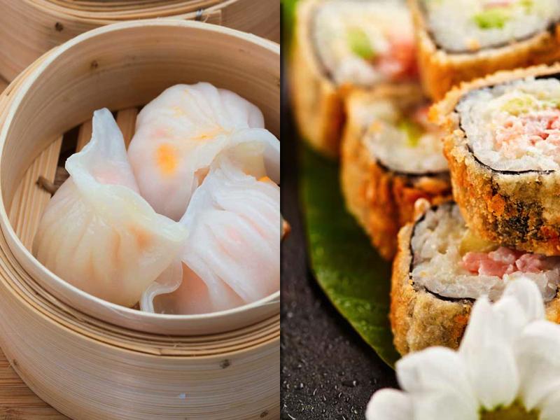 Profesionalhoreca, Grupo Sushita, dim su, gyozas, sushi