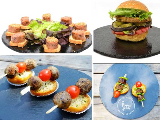 ProfesionalHoreca, Veggie Foods, carne vegetal