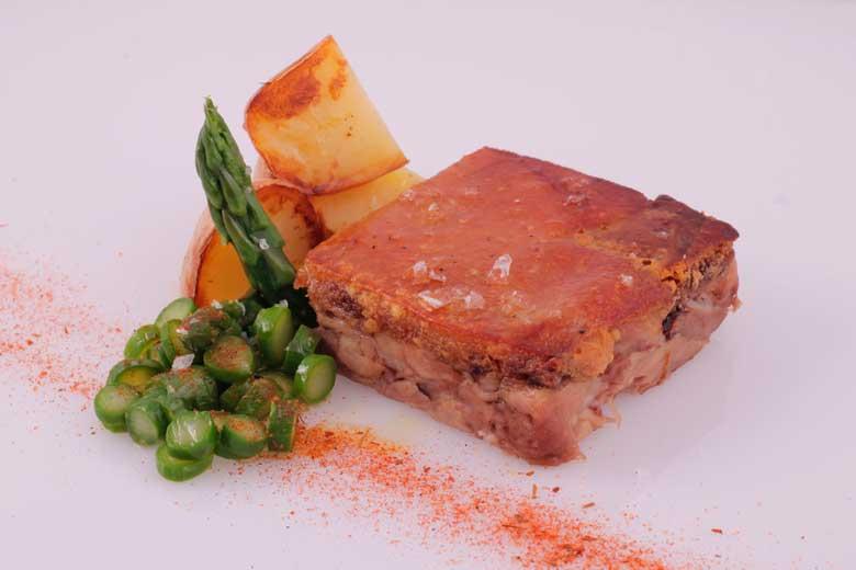 Profesionalhoreca, terrina de codillo de cerdo deshuesado, Foodvac