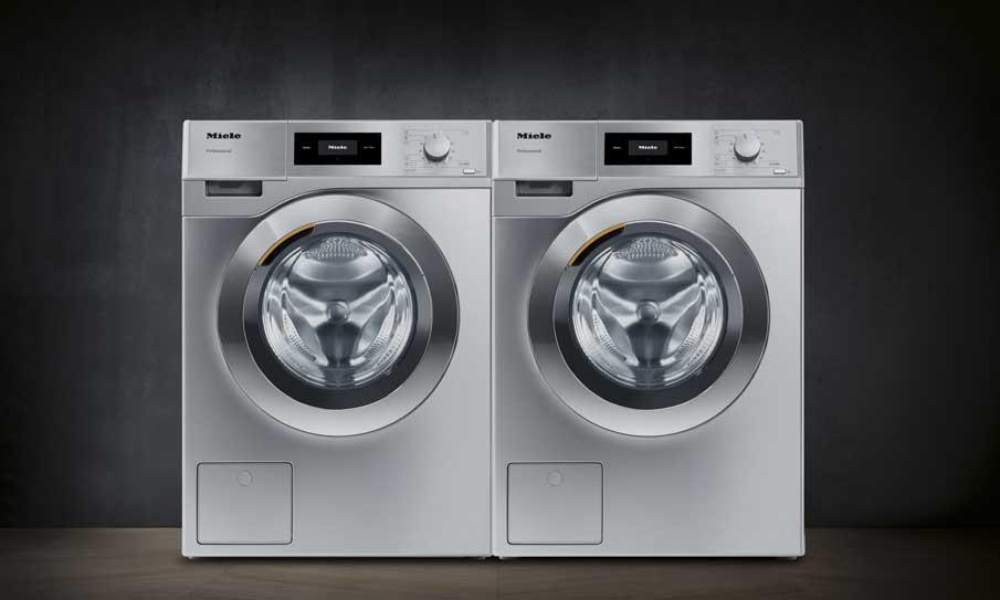 Profesionalhoreca, lavadora, secadora, pequeños gigantes, Miele