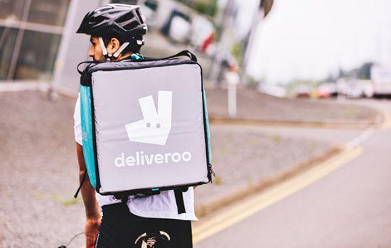 Profesionalhoreca, rider, Deliveroo