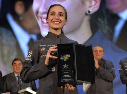 profesionalhoreca, concurso camarero del año, Marta Riba