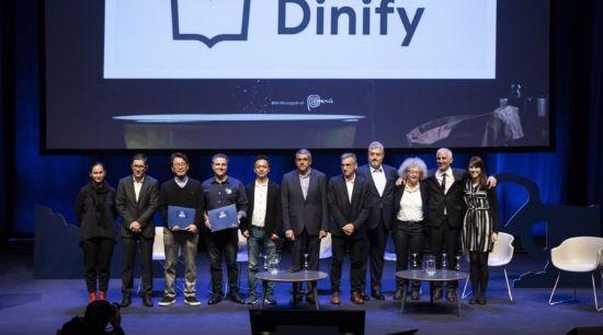 profesionalhoreca, startups de turismo gastronomico, Dinify