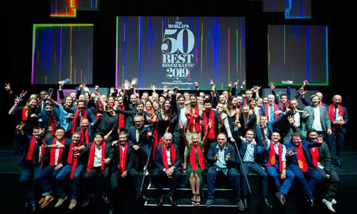 Profesionalhoreca, Mauro Colagreco, The World's 50 Best