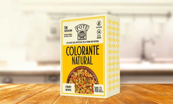 Profesionalhoreca. colorante alimentario natural Toque
