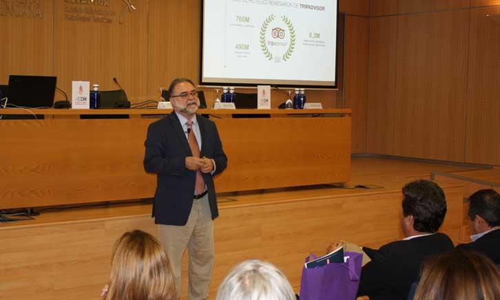 Profesionalhoreca, Fernando Gallardo, jornada AEDH