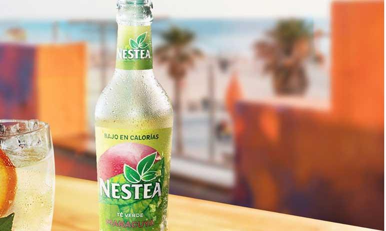 Profesionalhoreca, Nestea Tea Verde al Maracuyá
