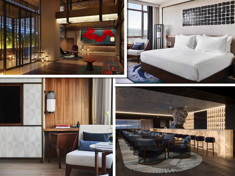 Profesionalhoreca, hotel Nobu Barcelona, fotos